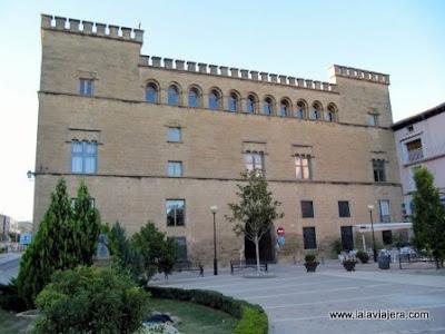 Palacio Marqueses Urries, Ayerbe, Huesca
