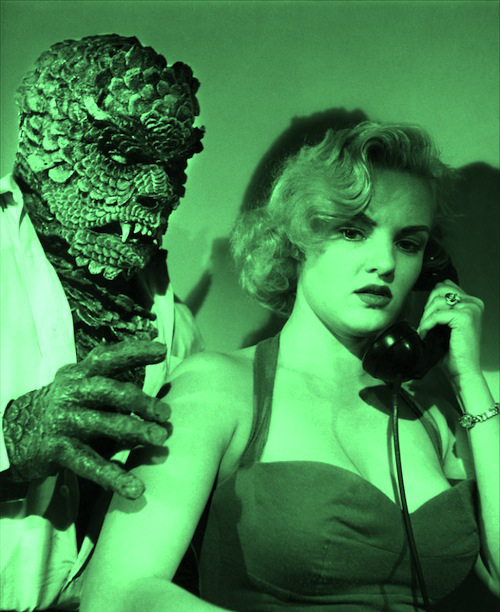 Behind you Miss Doom !