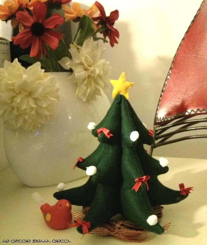 Molto LeChiccheDellaChecca: Albero di Natale 3D - tutorial DY35