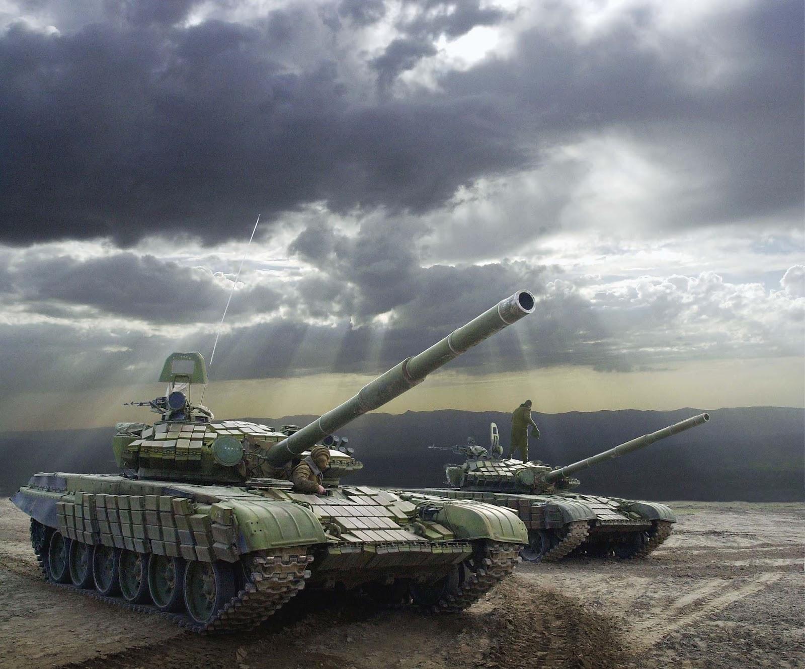 Army Military Tank Screensavers