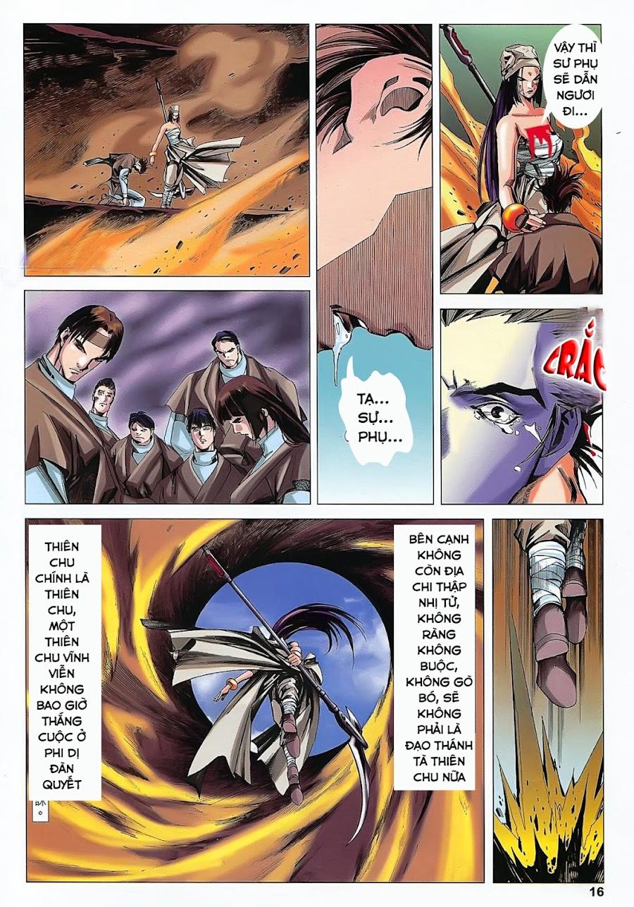 Lục Đạo Thiên Thư chap 33 - Trang 16