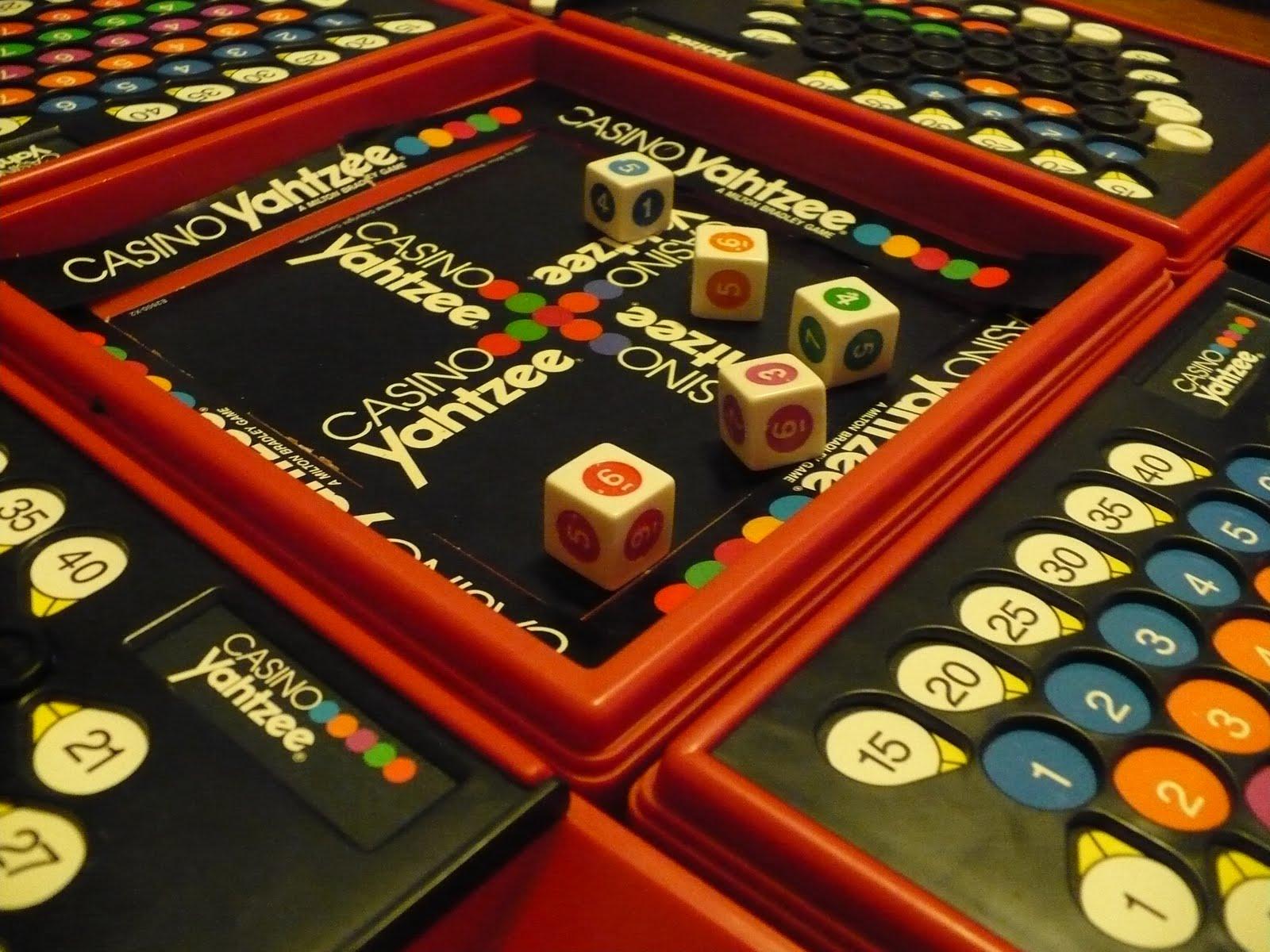 Casino yahtzee