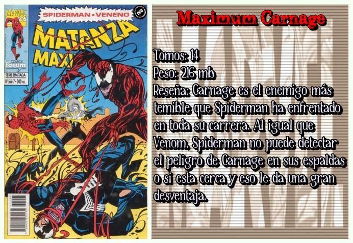 descargar comics cbr español marvel