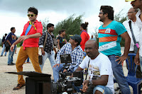 Venkatesh,Ram movie Masala Working stills
