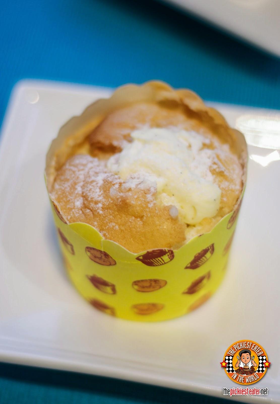 hokkaido cake chez karine