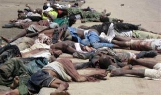 Pembantaian di Nigeria (foto ilustrasi dari ROL)
