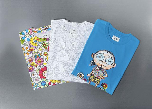 Eniwhere Fashion - Vans & Takashi Murakami tshirt