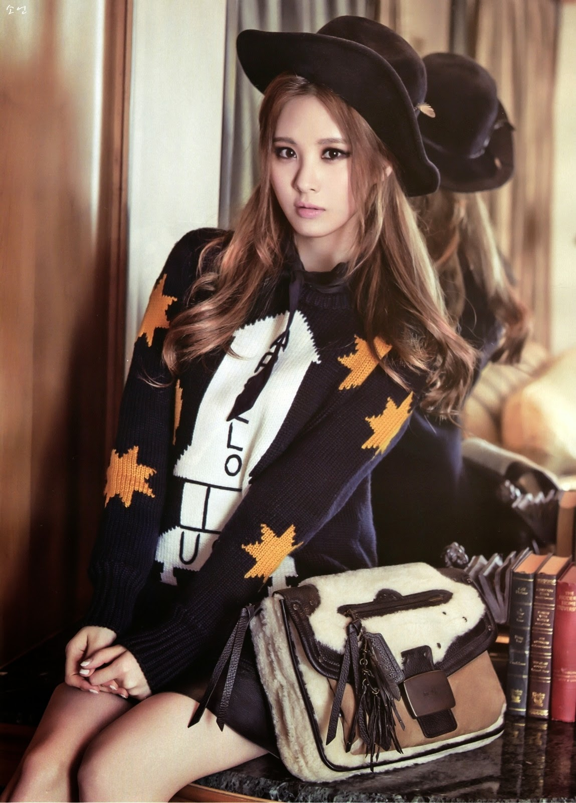 Girls Generation Seohyun Instyle