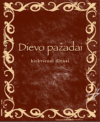 Esu šio leidinio bendraautorė (drauge su A.Šečkuviene, T.Vilucku ir kt.). Išleido Abigailė: