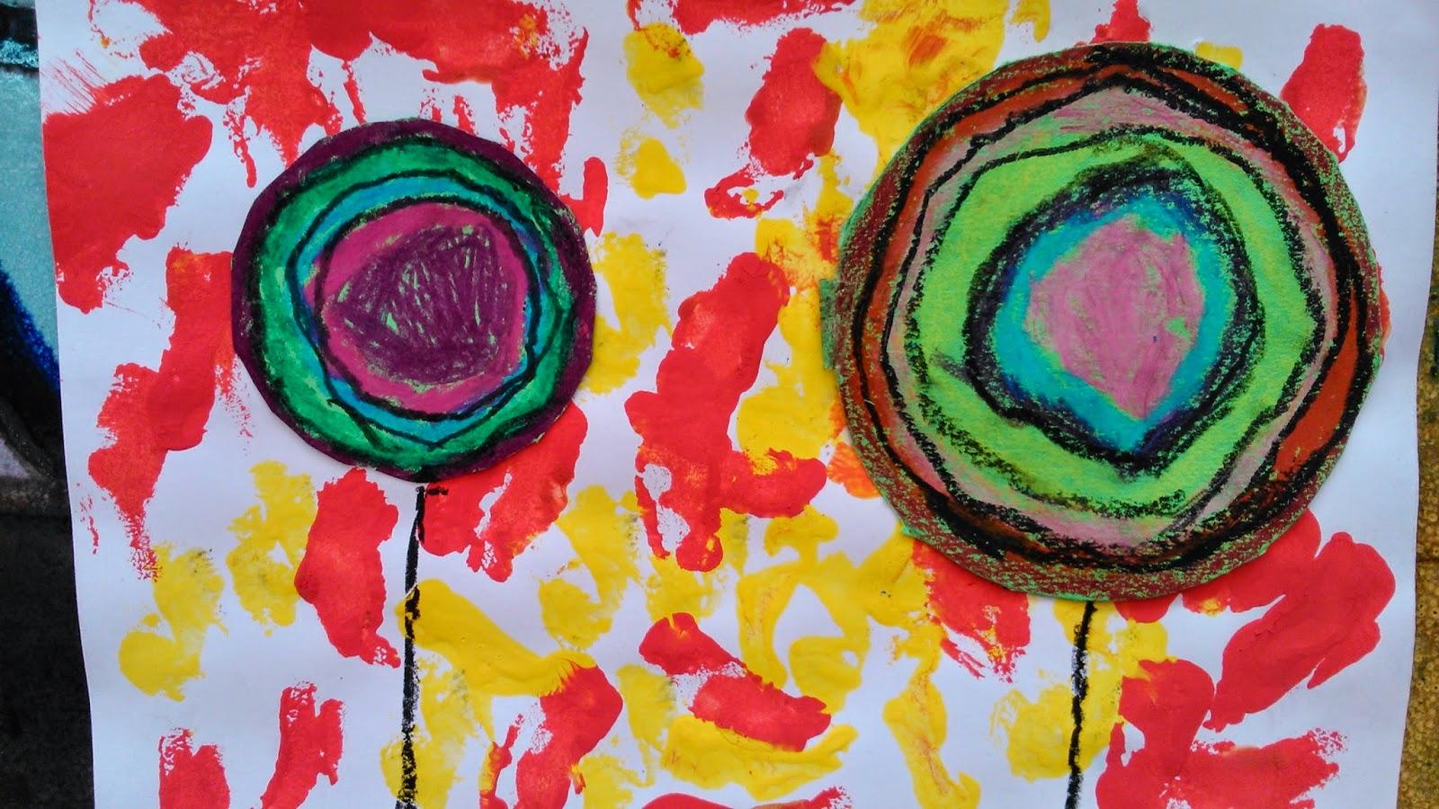 2n B crea amb Hundertwasser