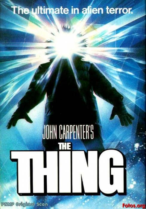 THE THING MOVIES