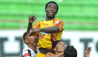 Hasil Song Lam Nghe An vs Sriwijaya FC