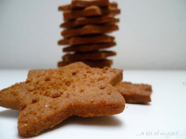 muscovado caramel cookies