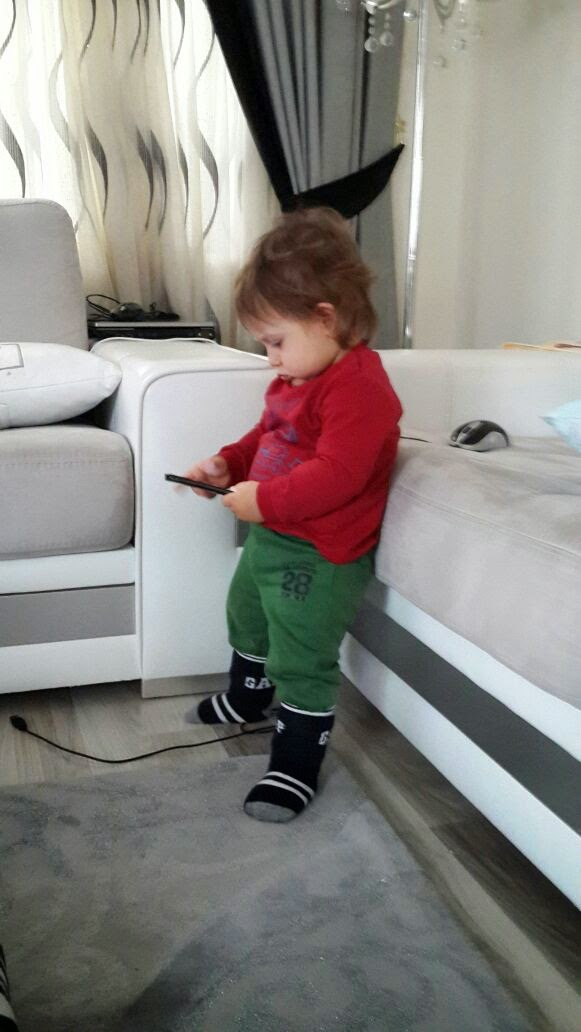 bebek cep telefonu