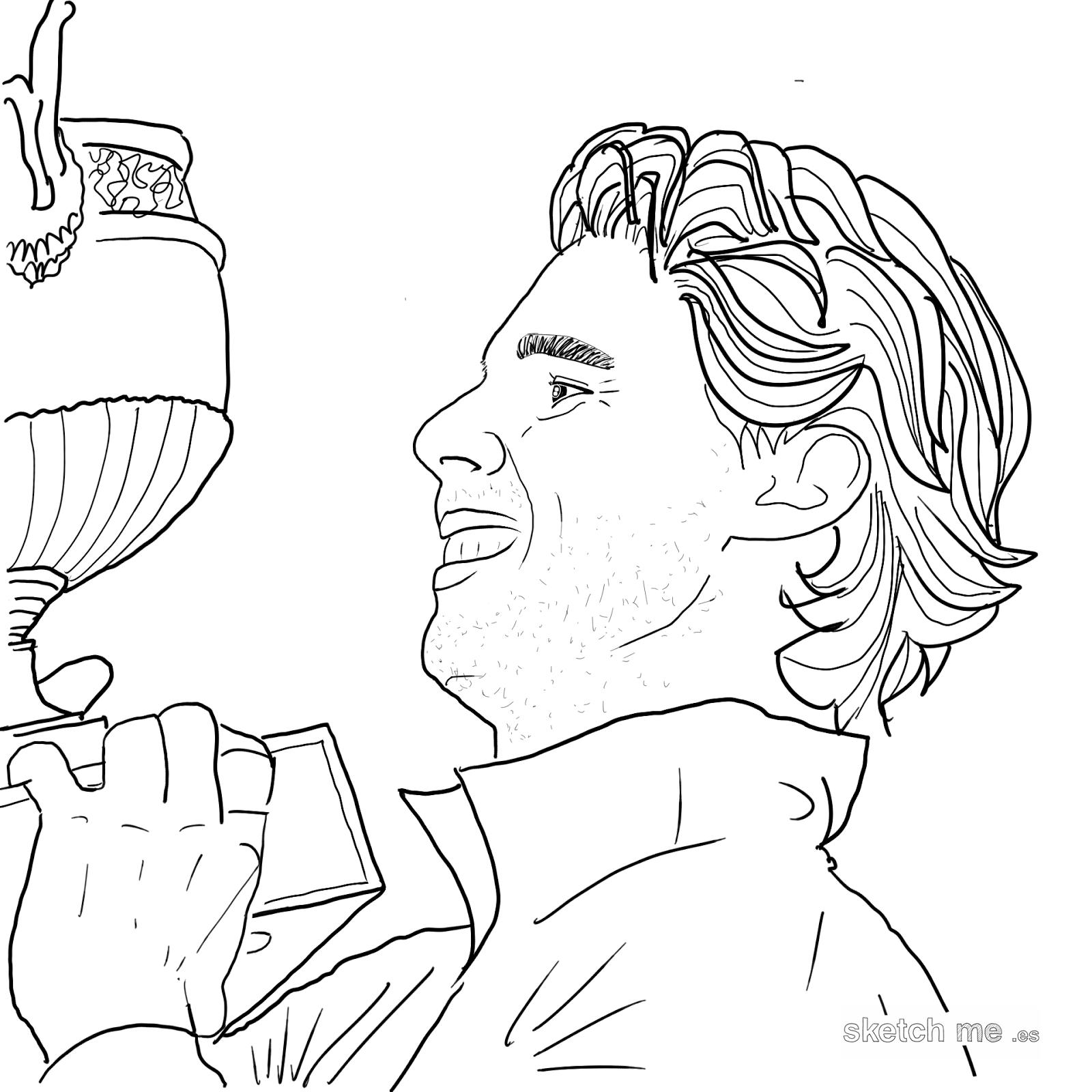 rafa-nadal-sketch-me-retratos-personalizados-dibujados-a-mano-para-facebook-twitter-whatsapp