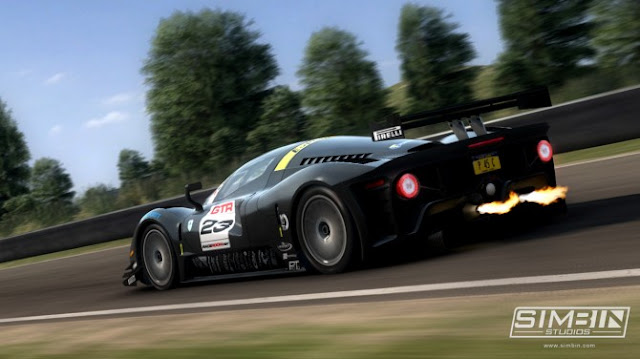 GTR3 Primera Preview