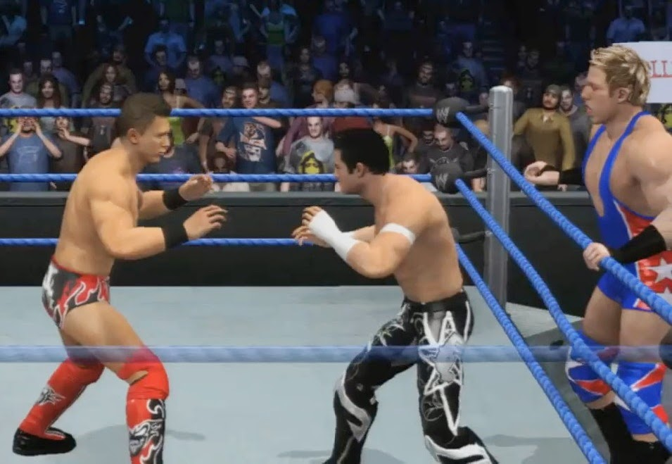 2 Kişilik Smackdown Raw Yeni
