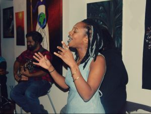 Pecola Breedlove & The Freedom Party Poetry Based Open Mic