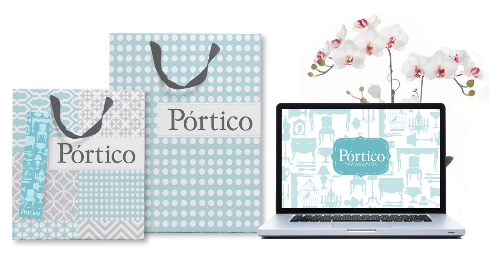 Paula c blog septiembre 2015 - Portico decoracion catalogo ...