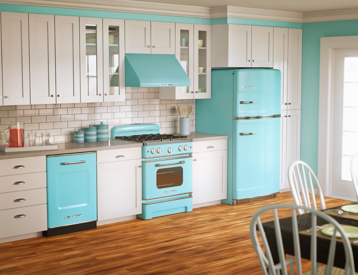 Ideas para decorar la cocina estilo vintage | Ideas para decorar