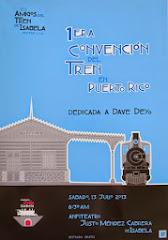 1 ra CONVENCION DEL TREN EN PUERTO RICO