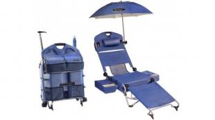 Kursi Pantai Portable, LoungePac