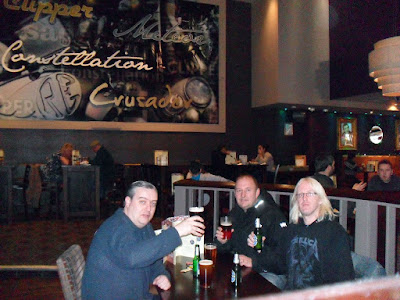 Its Cheers from The Royal Enfield, Redditch!