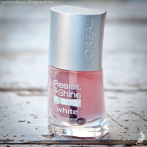 L'Oreal Resist and Shine Pro Keratine White