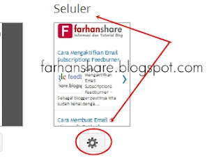Cara Mengganti Template Mobile Blogger