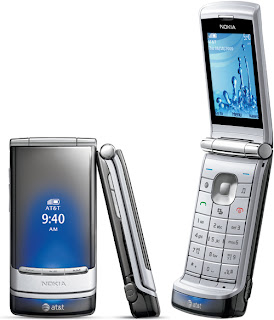 Nokia Mural smart flap design phone