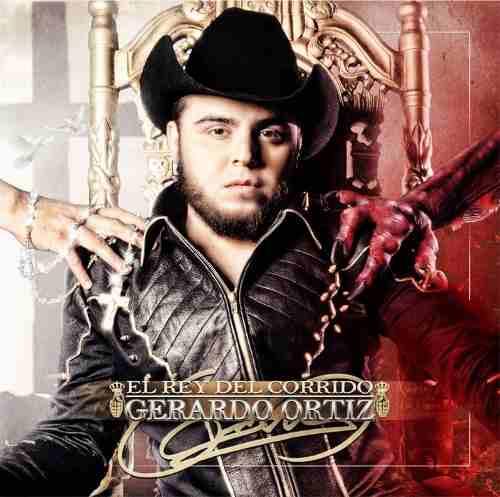 Discografia Gerardo Ortiz (12 Cd's)
