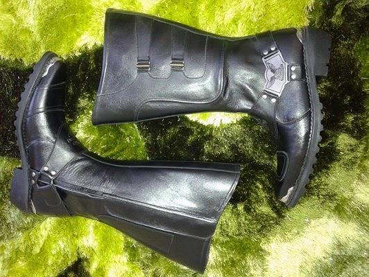Sepatu Polisi PJR, Sepatu DISHUB
