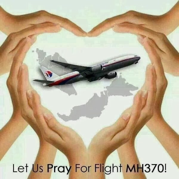 #PrayForMH370