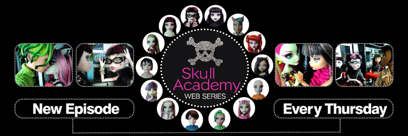 Don't miss the drama on Skull Academy their stories...
