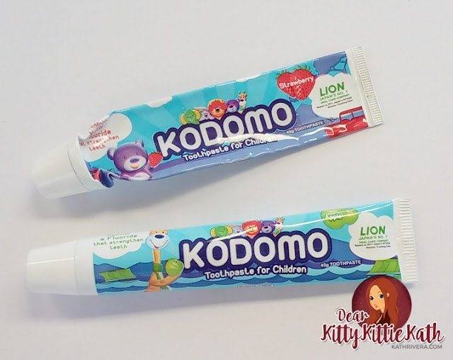M Lion Toothpaste Product Review:...