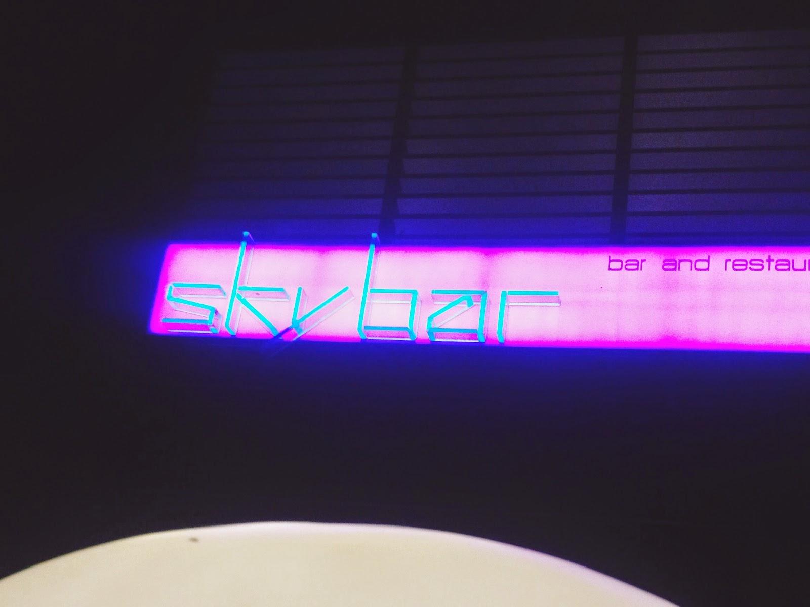 Skybar Traders Hotel @ Puteri Harbour, Malaysia