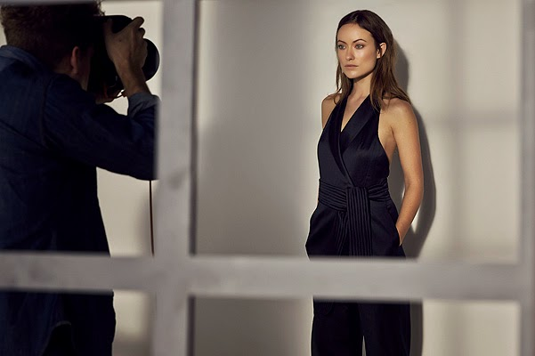 Olivia Wilde-the face of eco-friendly clothing collections