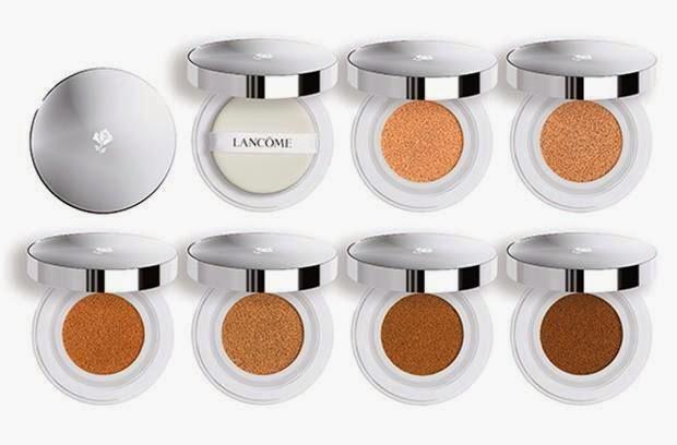 Nuevo maquillaje Lancome. Hemos probado el nuevo maquillaje de Lancome en 6 tonos. Esponja de poliuretano. Que hay de nuevo en Lancome