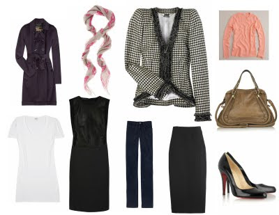 Fashion Chronicles!: Work Wardrobe Essentials for Women