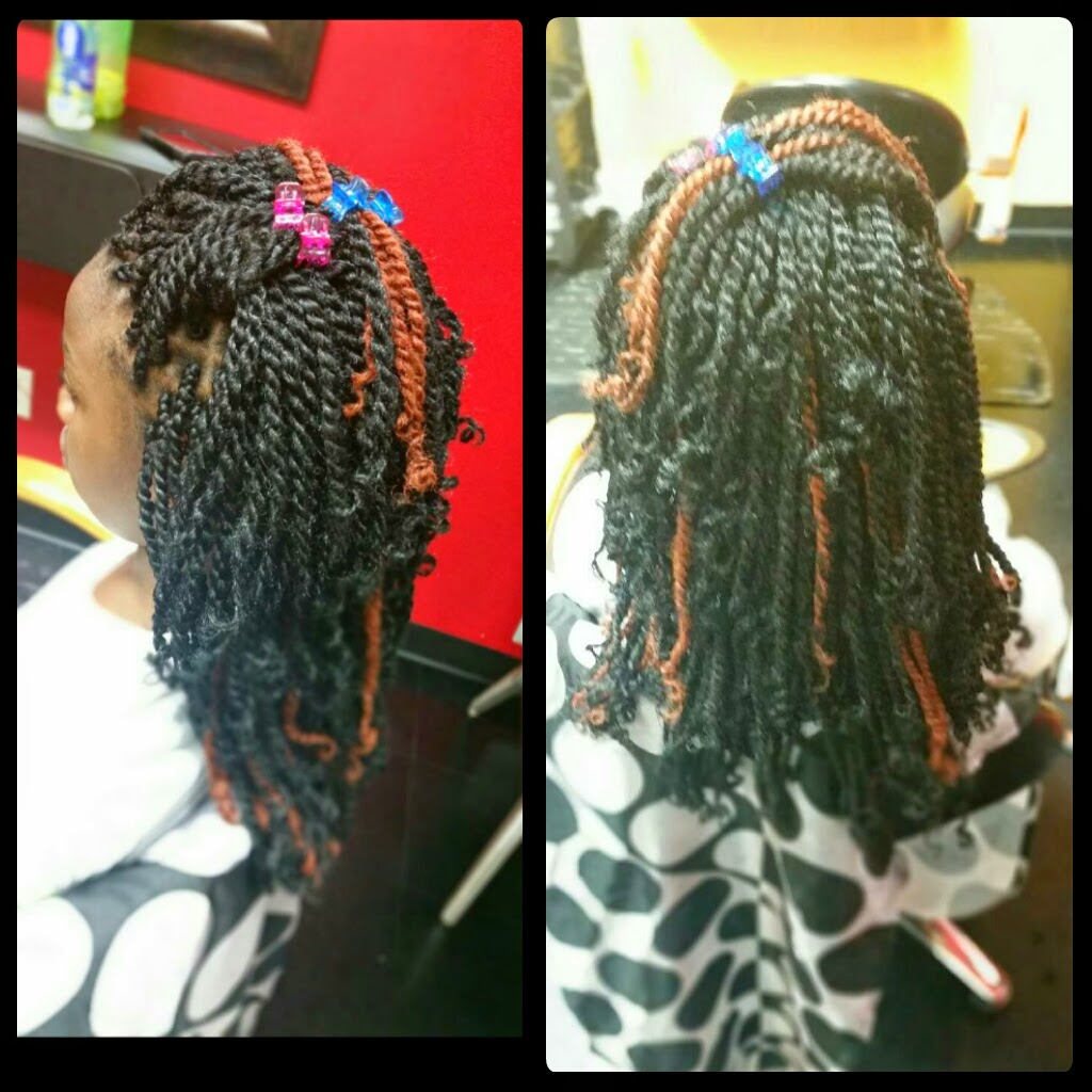 Big Girl kinky Twist