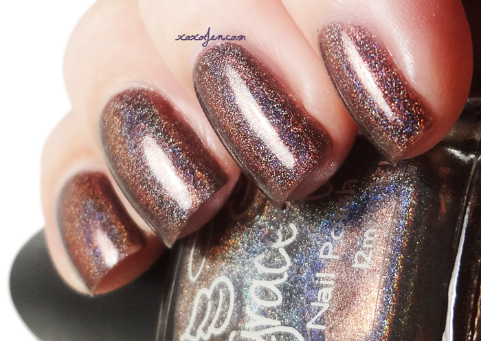 xoxoJen's swatch of Grace-Full Vampire of Groglin Grange