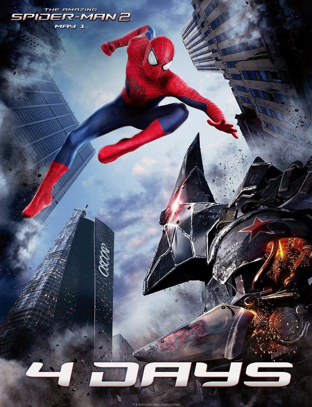 4 часть фильм человек паук