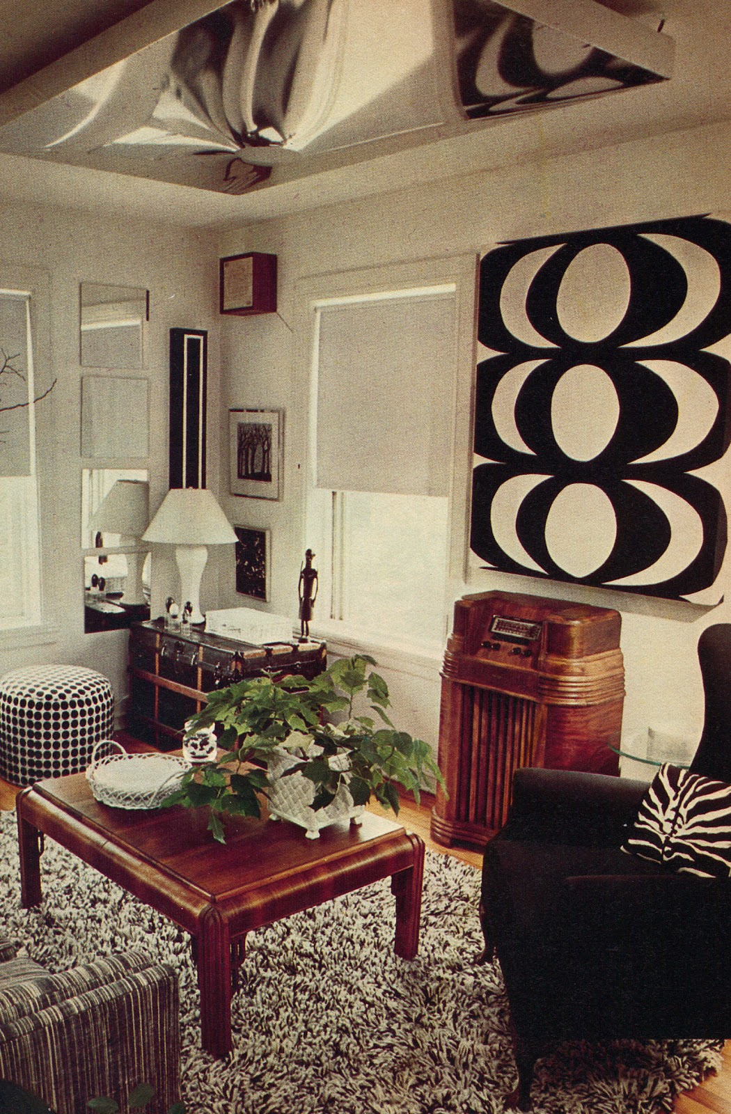 nickadizzy better homes and gardens decorating book 1975 part 1