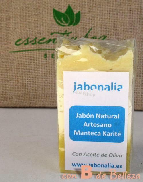 Jabón artesano Jabonalia