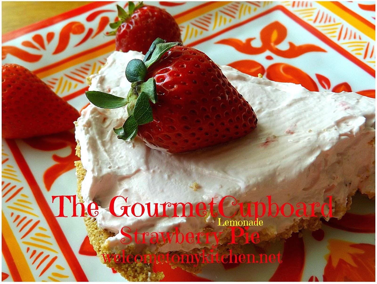 gourmet cupboard mixes giveaway