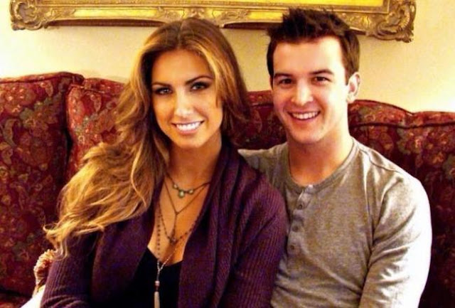 aj mccarron and katherine webb romantic couple