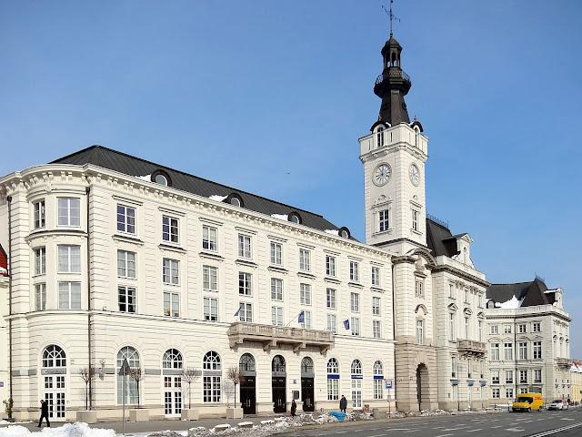 Pałac Jabłonowskich przy placu Teatralnym