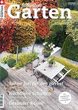 Schweizer Garten 2017