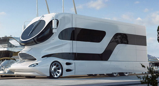 eleMMent PALAZZO Super Cool Luxurious RV
