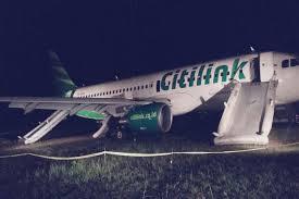 Pesawat Citilink Jakarta Padang Kecelakaan, Ini Cerita Mendebarkan Para Penumpang